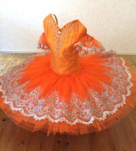 バレエ衣装,レンタル