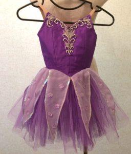 バレエ衣装,子供用