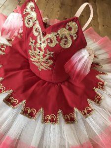 子供用バレエ衣装